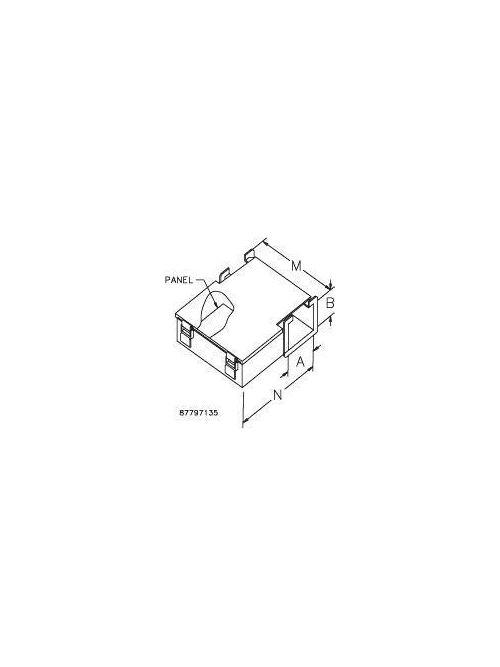 Hoffman F88LJ Junction Box