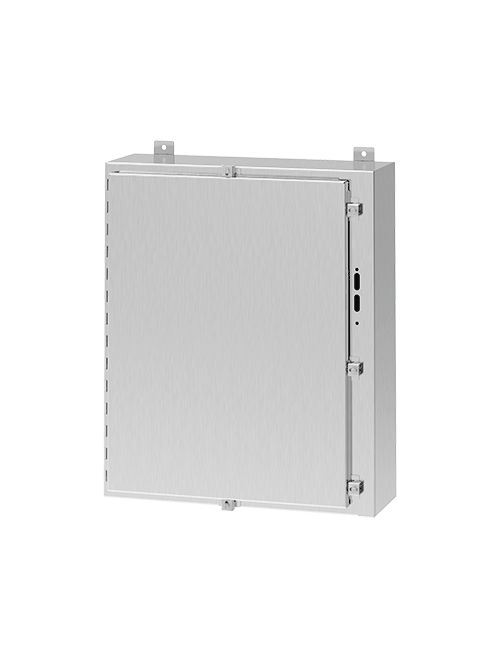 Hoffman A36HS3108SS6LP 36 x 31.38 x 8 Inch Disconnect Enclosure