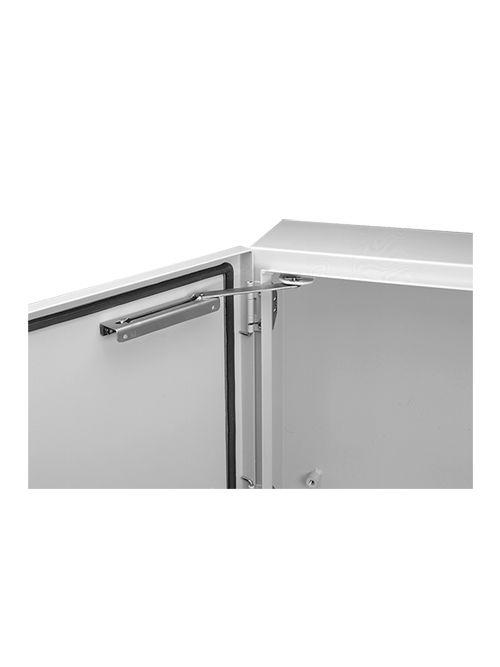 Hoffman EDSK Stainless Steel/Aluminum Door Stop Kit