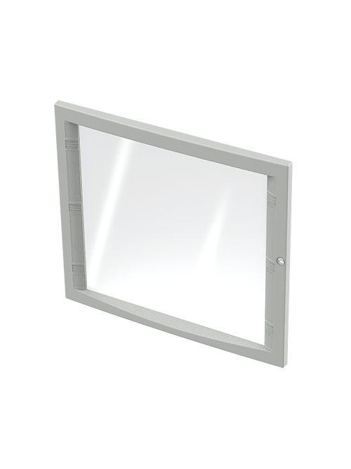 Hoffman CWH4045 ANSI 61 Gray Enclosure Hinged Window Kit
