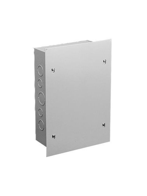 Hoffman AFE18X12 Painted Steel Pull Box Flush Cover