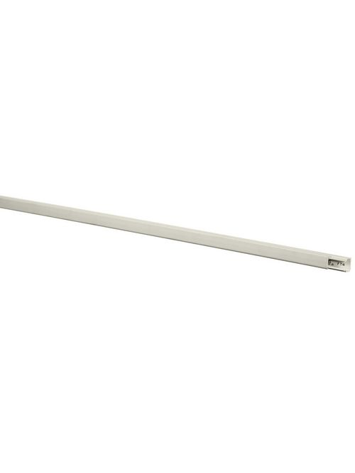 Hubbell Wiring Devices PT1BC7 0.68 x 0.75 Inch x 7 Foot Office White Raceway Base and Cover