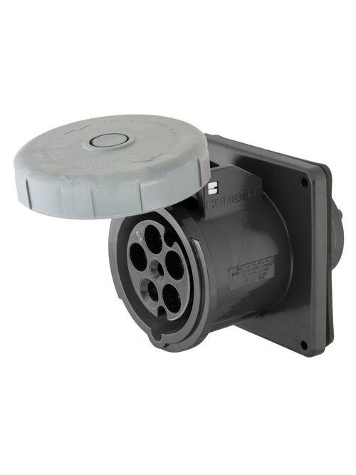 HWDK HBL5100R5W PS,IEC, RECP, 4P5W,