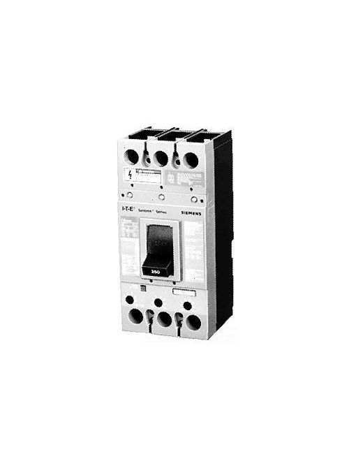 Siemens Industry FD63B100L 3-Pole 600 VAC 100 Amp 22 kA Interchangeable Trip Thermal Magnetic Molded Case Circuit Breaker