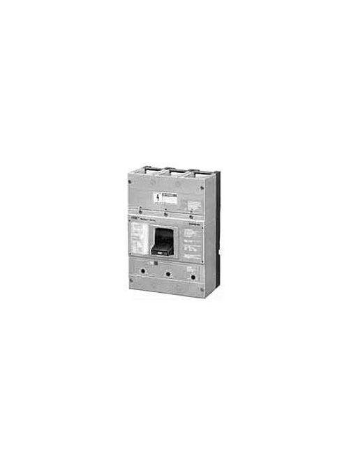 Siemens Industry JD63B300L 3-Pole 600 VAC 300 Amp 25 kA Interchangeable Trip Thermal Magnetic Molded Case Circuit Breaker