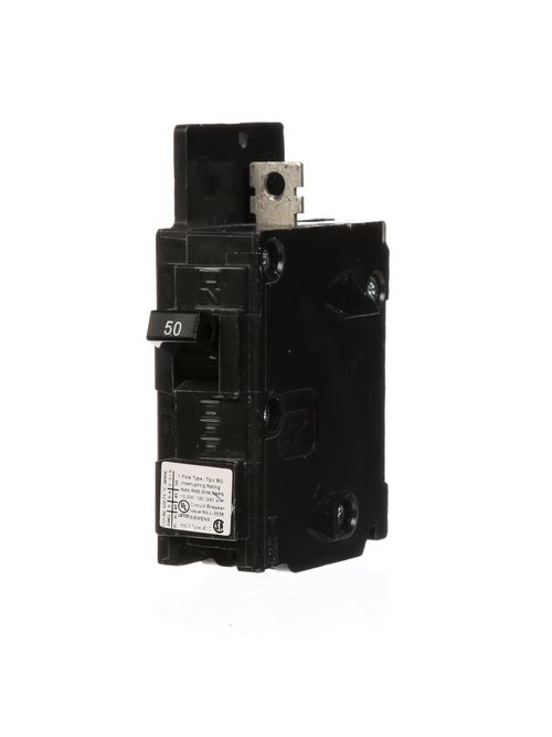 Siemens Industry BQ1B050 120 Volt 50 Amp 10 kaic 1-Pole Circuit Breaker