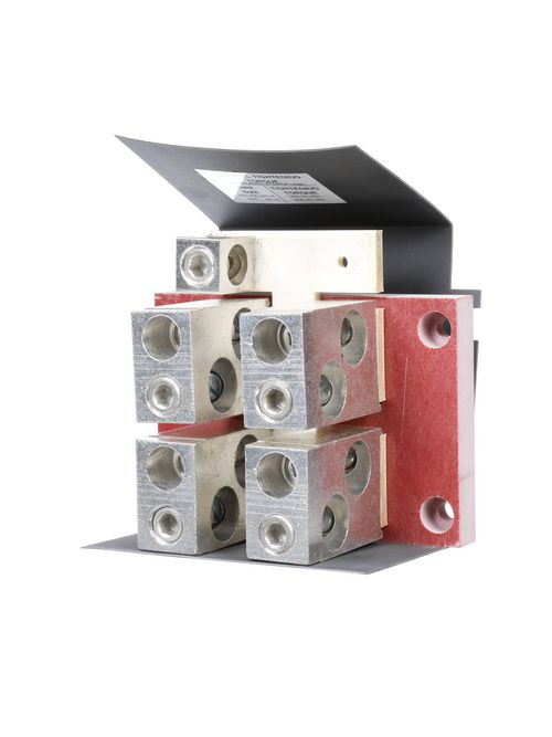 Siemens Industry W63623 1200 Amp 2-Pole 6 AWG to 300 MCM Enclosed Circuit Breaker Neutral Kit