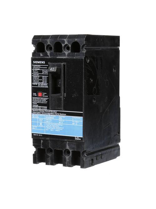 S-A ED23B040 BRKR ED2 3P 240V 40A