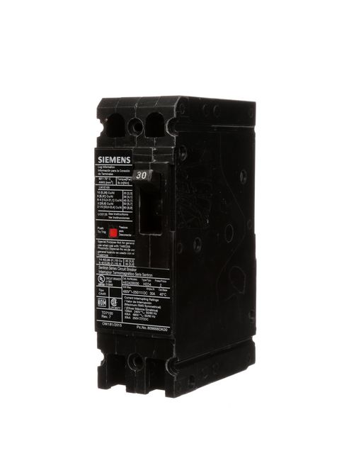 S-A HED42B030 BRKR HED4 2P 480V 30A