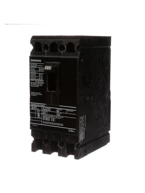 Siemens Ca ED63S100A M.C.P.,3P, 600