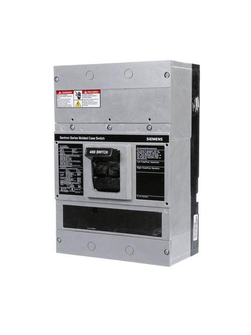 Siemens Ca JXD63S400A JD,25kA@600V,