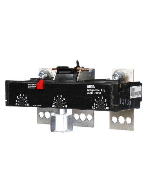 Siemens Ca LD63T500 LD,25kA@600V,3P