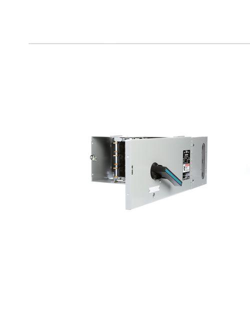 Siemens Industry V7E3603 Vacu-Break 17 Inch 100 Amp 600 Volt 3-Pole Disconnect Switch