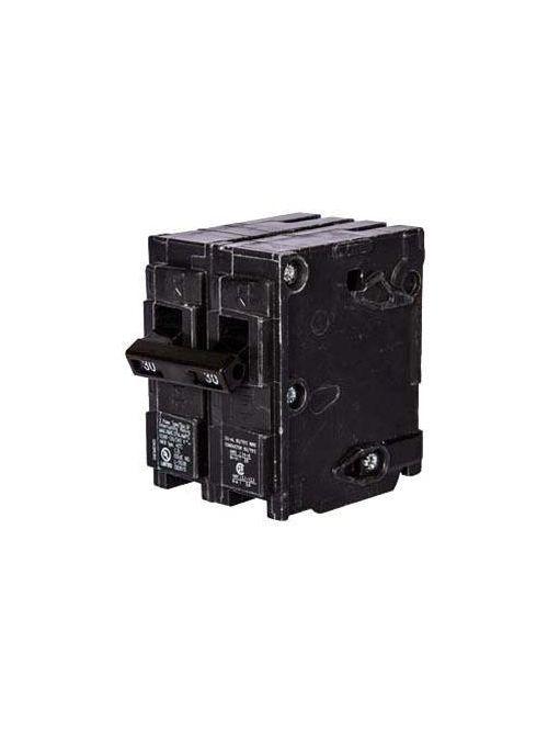 Siemens Industry Q29000S01 2-Pole 90 Amp 120/240 VAC 10 kA 120 Volt Shunt Trip Molded Case Circuit Breaker