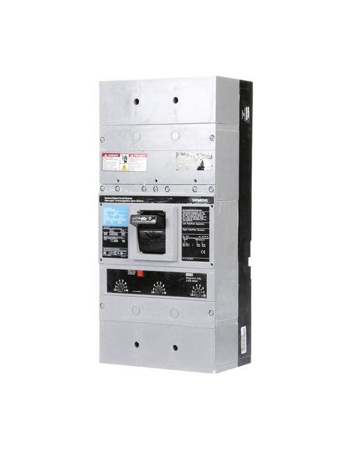 Siemens Industry LMXD63B800 3-Pole 600 Volt 800 Amp Circuit Breaker