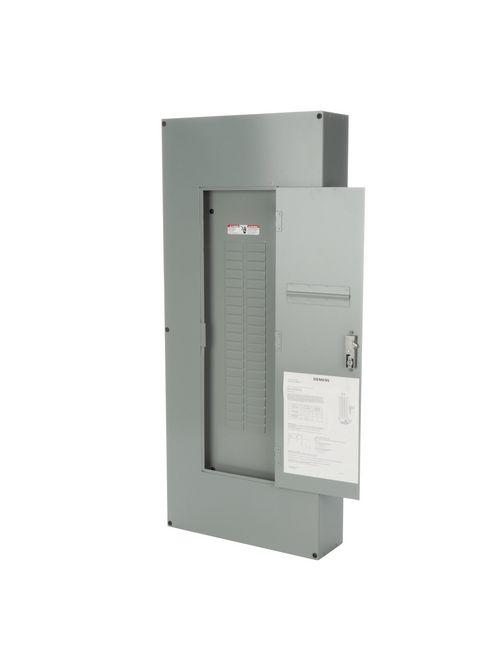 Siemens Industry E4242ML1400SCU 120/240 VAC 400 Amp 1-Phase 3-Wire NEMA 1 Main Lug Load Center