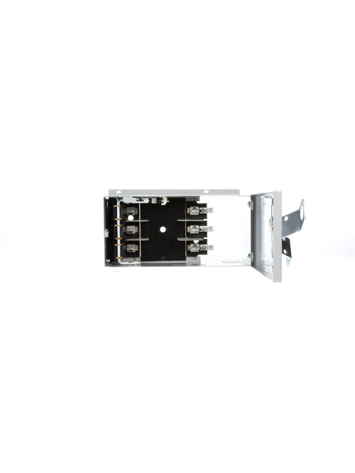Siemens Industry BOS14353 600 VAC 100 Amp 75 Hp 3-Pole 3-Wire Fusible Busway Power Distribution Plug-In Unit