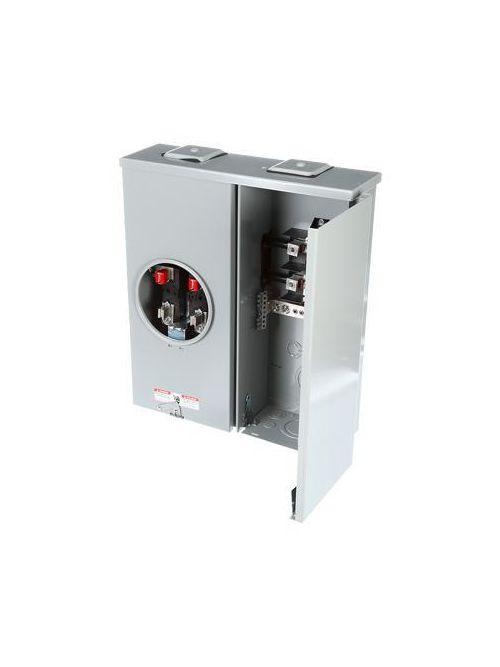 Siemens Industry MM0404L1400SCS 120/240 VAC 320 Amp 1-Phase 3-Wire Meter Main Breaker
