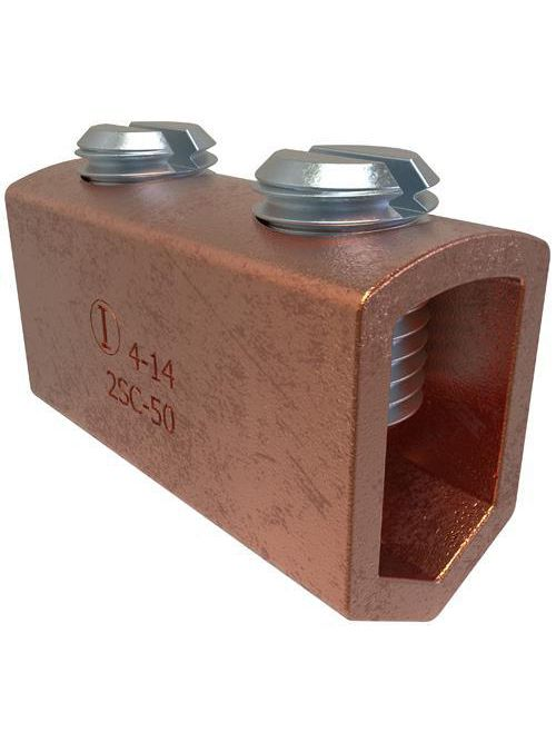 ILSCO 2SC-50 CU MEC 4-14 B UL