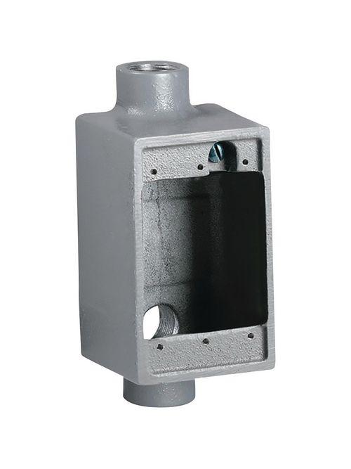 """KLRK FSCA-2M 3/4"""" FS BOX SHAL. """"CA"""""""