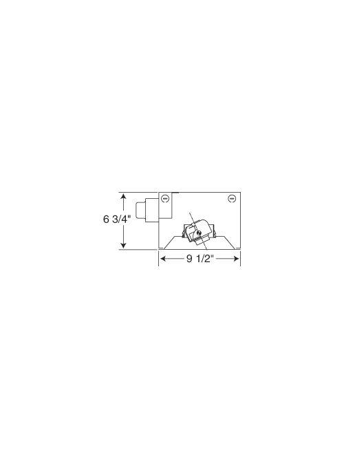 JNO SOLITE-375 UNIFORMITY LENS 3-3/