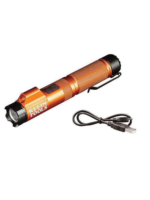 KLEIN 56040 RECHARGEABLE FOCUSFLASHLIGHT WITH LASER