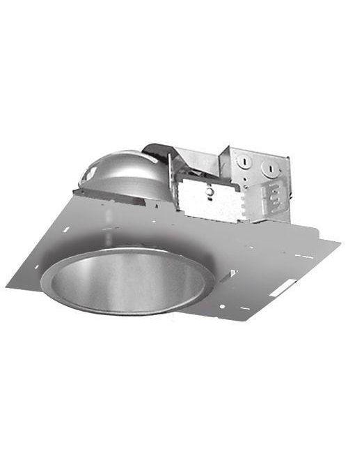 Hubbell Lighting CFT832HEB 120/277 Volt Triple Tube Horizontal Open CFL Downlight