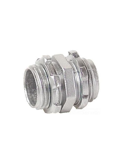 Garvin Industries BB-3/4 Zinc Plated Steel Junction Box Back to Back Space Connector