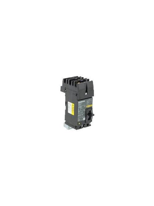 Square D FA26020AC 2-Pole 20 Amp 600 Volt Thermal Magnetic Molded Case Circuit Breaker