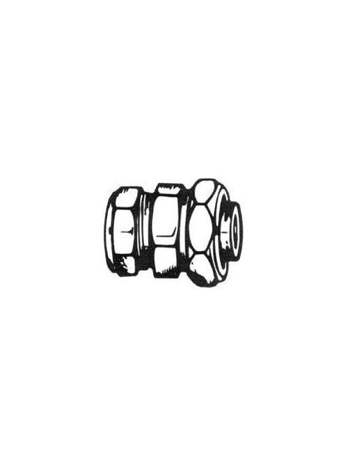 """Steel City LTT-112 3/4"""" EMT x 3/4"""" Liquidtight Combination Compression Coupling"""