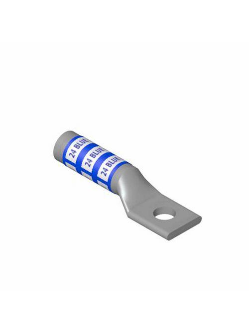 Color-Keyed 54913BEPH 1-Hole Long Barrel Blind End Lug