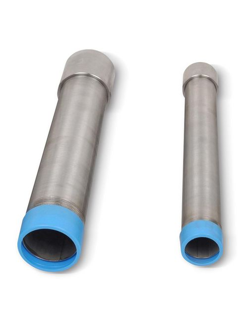 "Thomas & Betts COND1/2SS 1/2"" Type 304 Stainless Steel Conduit w/ Type 316 Stainless Steel Coupling"