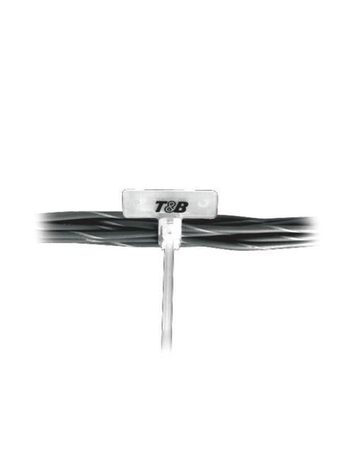 T&B TC524 CABLE TIE NYLON SNAP-ONID