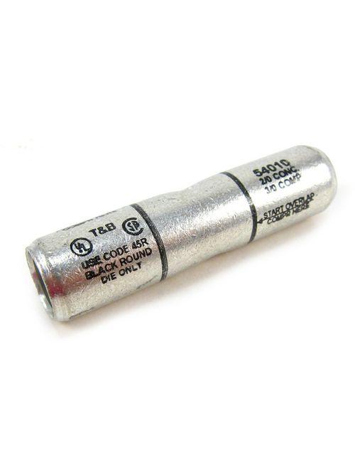 T&B 54009-TB 1/0AWG 2WAY COP SPLCR