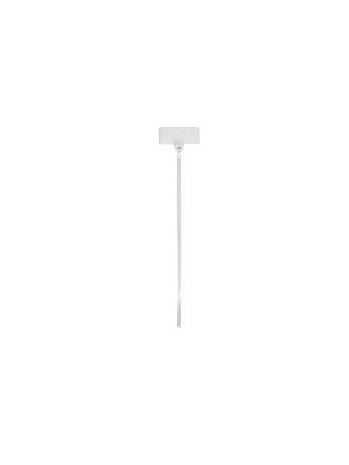 TB TY53M CABLE TIE 18LB 4IN NAT NYL