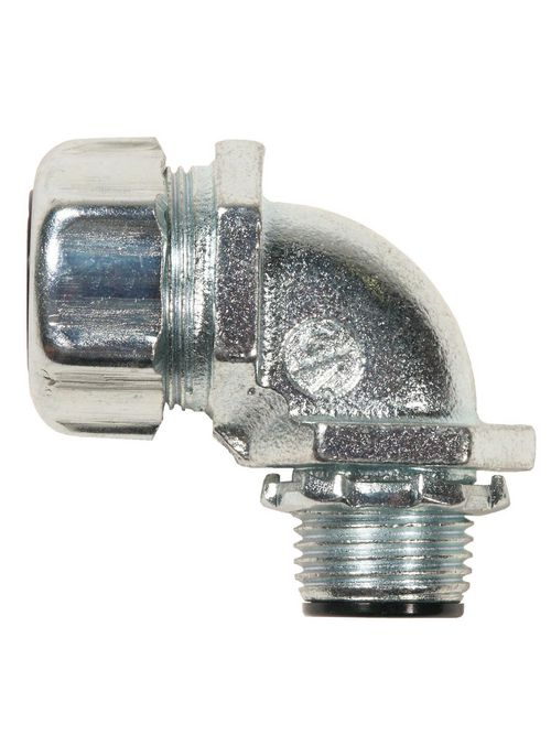 Thomas & Betts 5357-HT 2 Inch 90 Degree Insulated Liquidtight Fitting