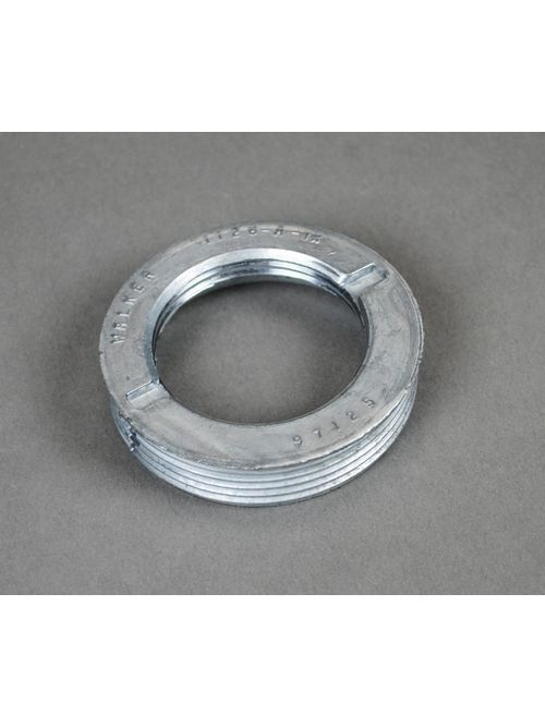 Wiremold 1126A-11/4 2 to 1-1/4 Inch Threaded Infloor Service Adapter