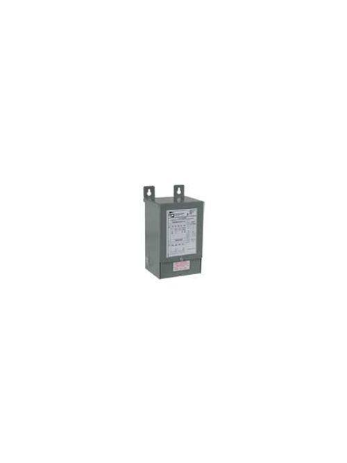 Hammond Manufacturing C1F005LES 5 kVa 240 x 480 Volt Primary 120/240 Volt Secondary 1-Phase Encapsulated Transformer