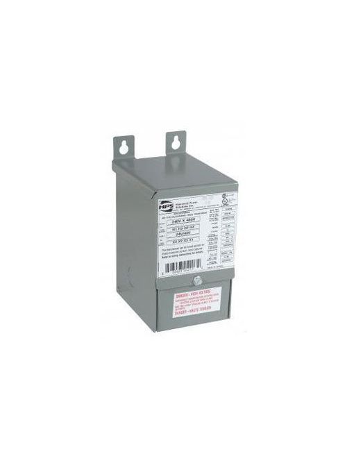 Hammond Manufacturing QC15ERCB 150 VA 120/240 Volt Primary 12/24 Volt Secondary 1-Phase Lighting Transformer