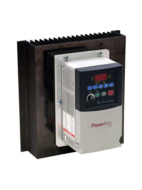 Allen-Bradley 22B-D2P3F104 Powerflex 480 Volt 50/60 Hz 3 Phase No Filter AC Drive