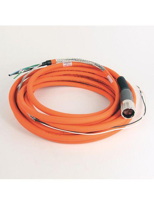 Allen-Bradley 2090-CPBM7DF-16AA09 MP Series 9 m Standard Cable