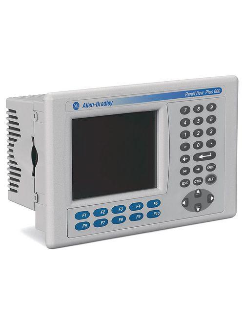 Allen-Bradley 2711P-B6C20A8 Panelview Plus 6 Graphic Terminal