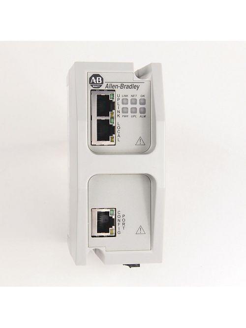 Allen-Bradley 9300-ENA 12 to 48 VDC 0 to 60 Degrees C Network Address Translation Device