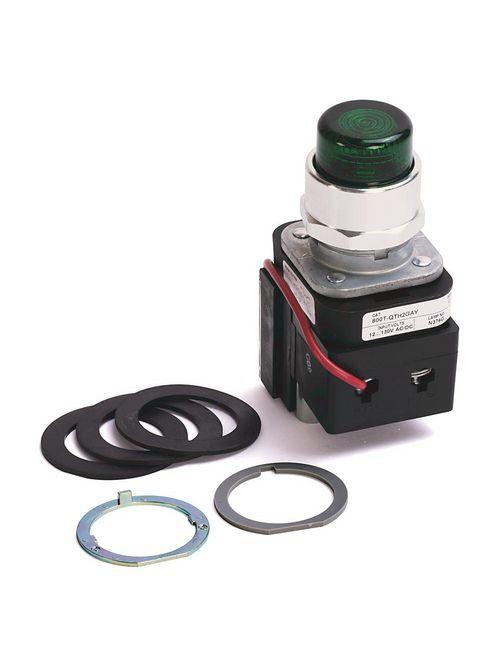 Allen-Bradley 800T-QTH2G 30 mm Pilot Light Push Button