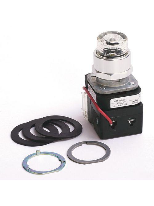 Allen-Bradley 800T-QTH2W 30 mm Pilot Light Push Button