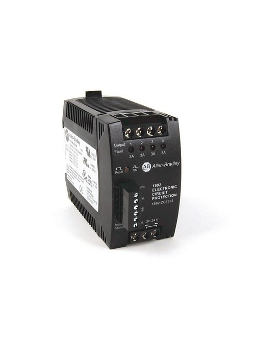 Allen Bradley 1692-ZG3333 24 VDC Electronic Circuit Protection