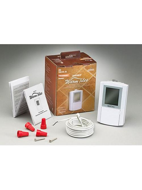Easy Heat FGS PROG 120/240V GFCI THRMST Programmable Thermostat