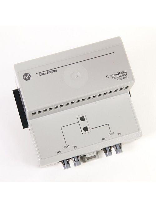 Allen-Bradley 1786-RPFS Controlnet Fiber Ring Short Repeater