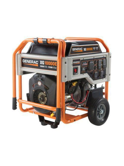 Generac 5802 XG Series 10000 watt Electric Start Portable Generator