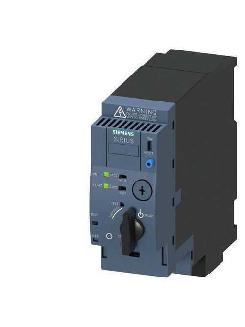 Siemens Industry 3RA6120-1EB32 400 Volt 32 Amp 20 Hp 3-Phase 3-Pole Screw Terminal Direct Compact Starter